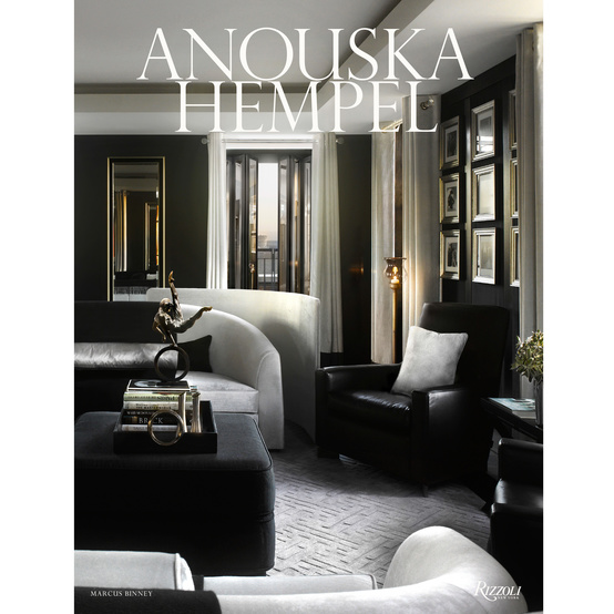 4 Decorating Ideas to Steal from Hotel Designer Anouska Hempel