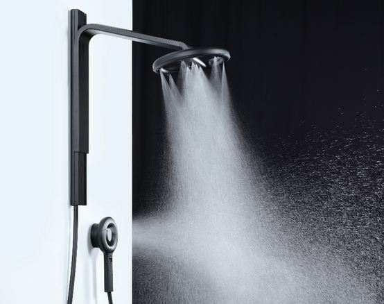 shower head mist