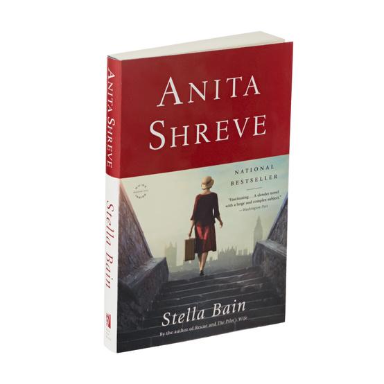 """Summer Book Club: """"Stella Bain"""""""
