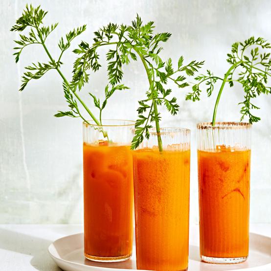 Carrot Limeade recipe