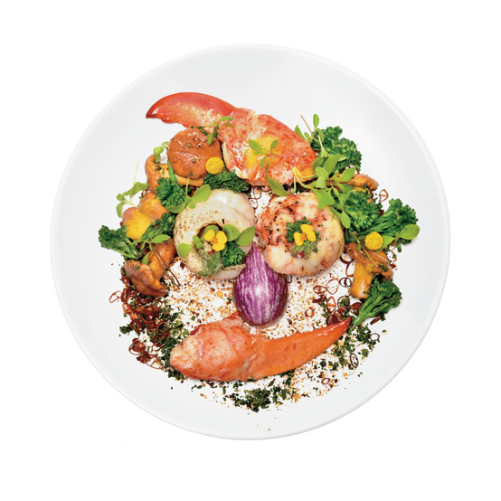 食品-面临着鲁迪-海鲜- 1017