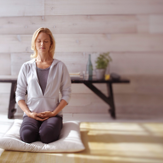 How to Try Guided Meditation (Even If You're So Not the Type)
