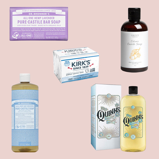 castile soap products