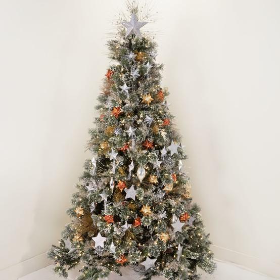 celestial christmas tree
