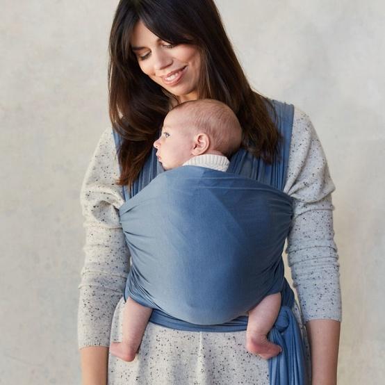 Elle Rowley's babywearing wraps