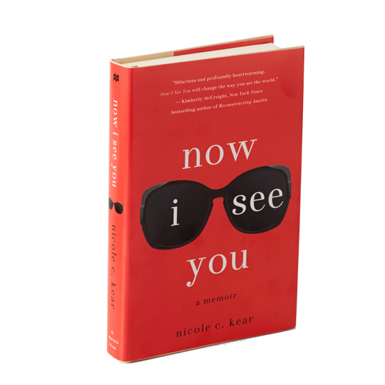 "Summer Book Club: ""Now I See You"""