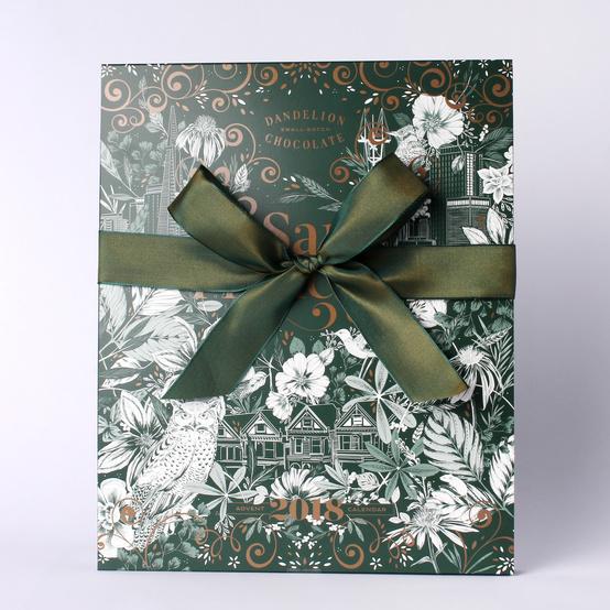 dandelion advent calendar