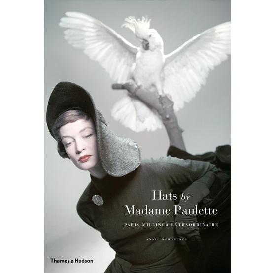 "On Sharkey's Shelf: ""Hats by Madame Paulette: Paris Milliner Extraordinaire"""