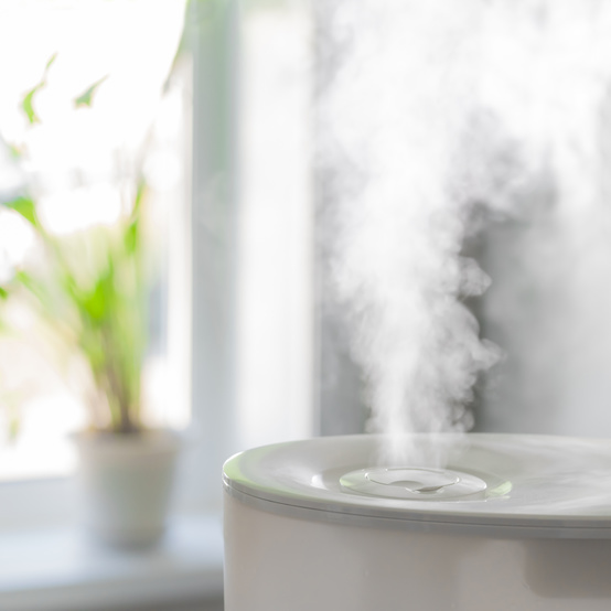 cleaning your humidifier