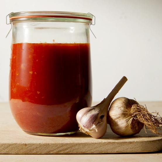 Master Red Sauce recipe