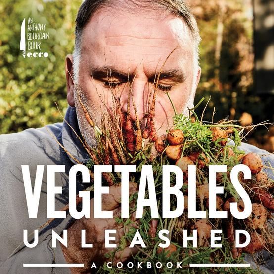 Vegetables Unleashed cookbook