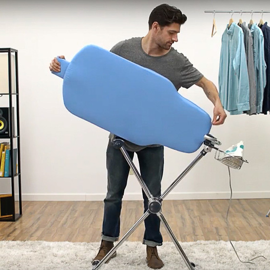 flippr ironing board laundry