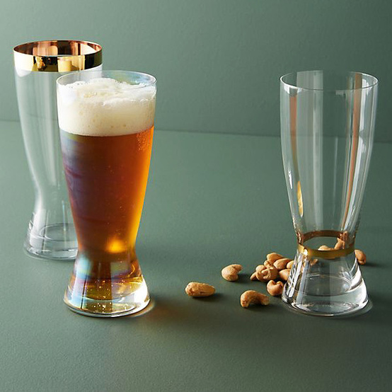 pint glasses anthropologie