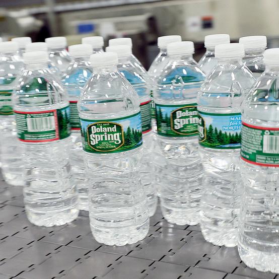 Poland Spring Water Bottles
