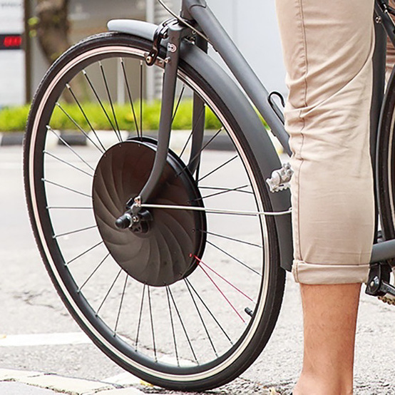 urbanx electric bike wheel