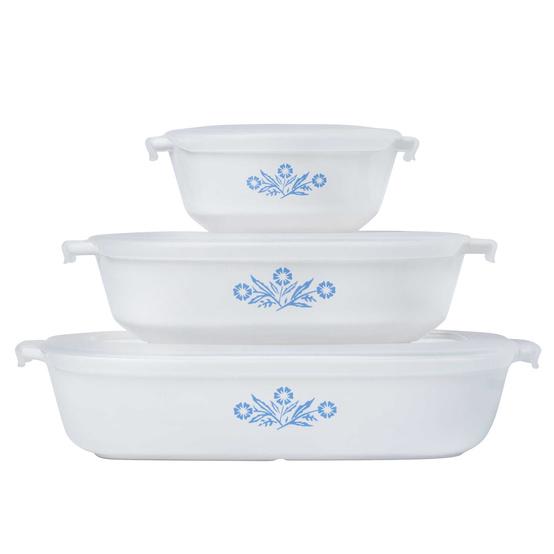 Corningware baking dish set