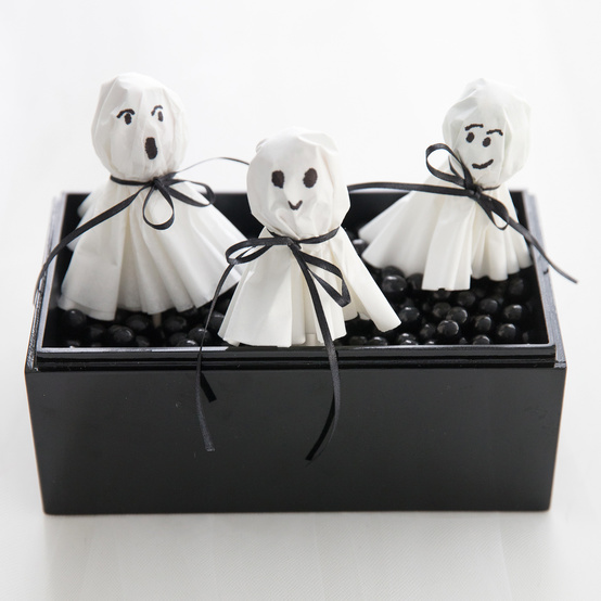 bootiful halloween ghost lollipop party favors