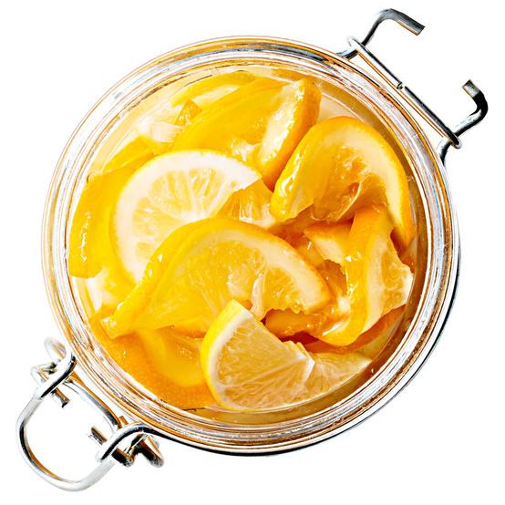 quick preserved lemons