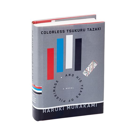 "September Book Club: ""Colorless Tsukuru Tazaki and His Years of Pilgrimage"""