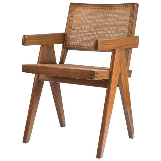 Pierre Jeanneret Chandigarh chair