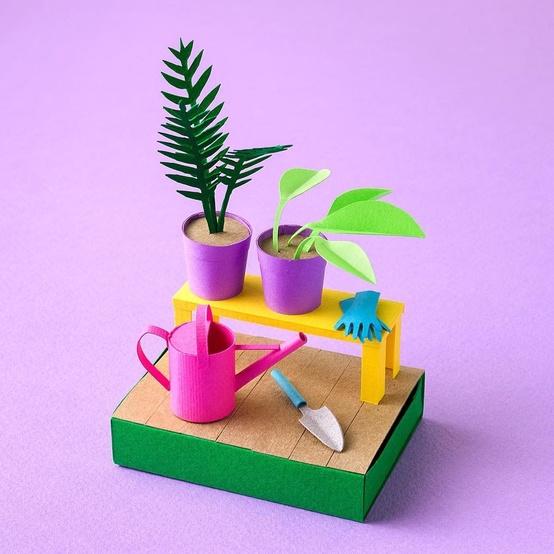 paper-craft-garden-supplies
