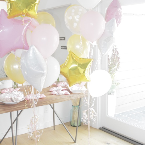 Angelique Cabral's baby shower