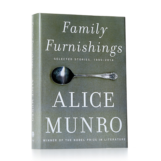 "December Book Club: ""Family Furnishings"""