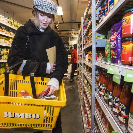 jumbo netherlands supermarket