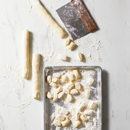 Potato-Ricotta Gnocchi recipe