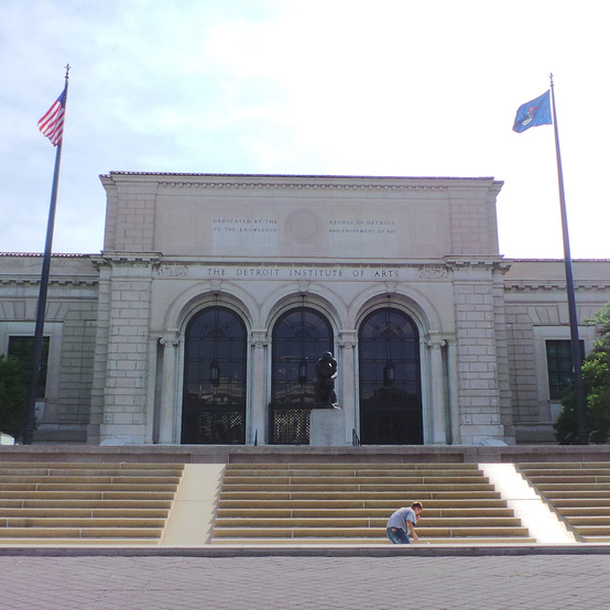 Motor City Moments: The Detroit Institute of Arts