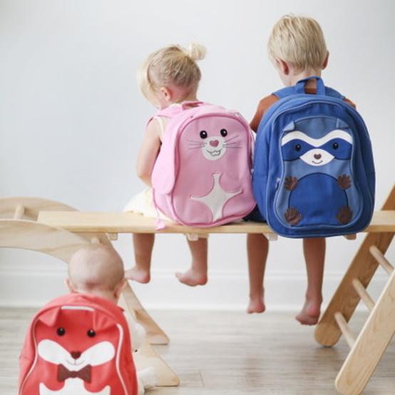 Personalised Girls Cartoon Fox Faces Pink Lunch Box Tub Sandwich School Tub