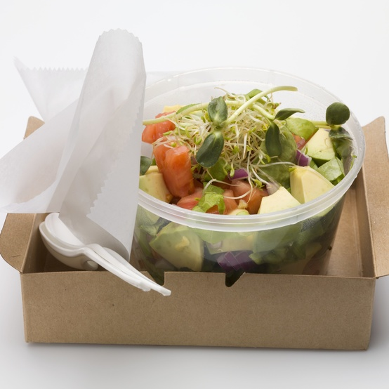 take out lunch containers