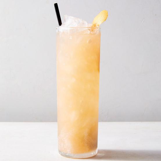 Grapefruit and Honey Margarita