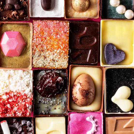 bon bon bon chocolate boxes