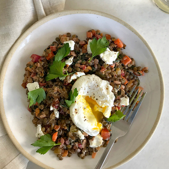french lentil salad healthy appetite