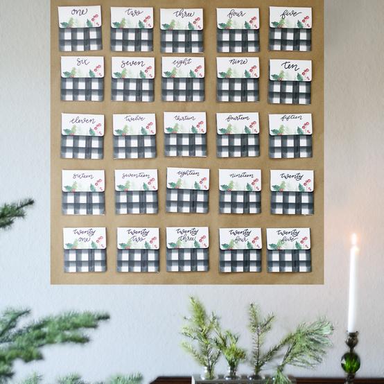 kindness advent calendar