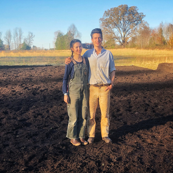 vera and gordon composting ten mothers farm