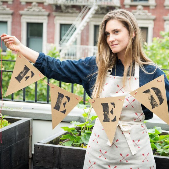 Lauren Bush Lauren promotes Feed Suppers