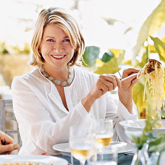 martha stewart tossed pasta
