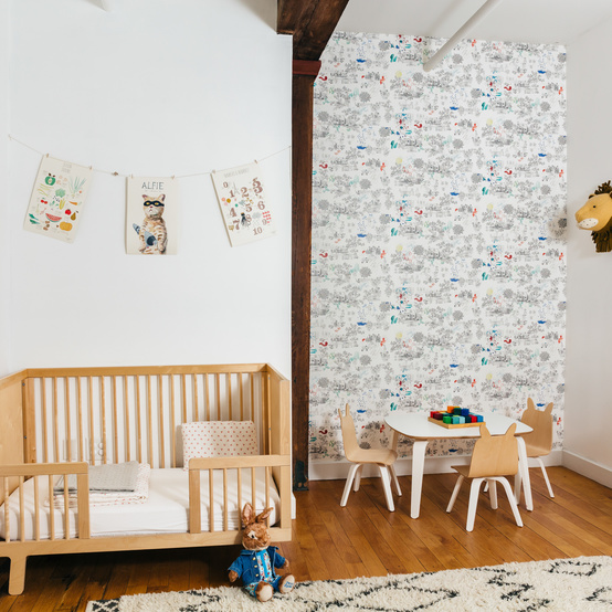 peter rabbit nursery