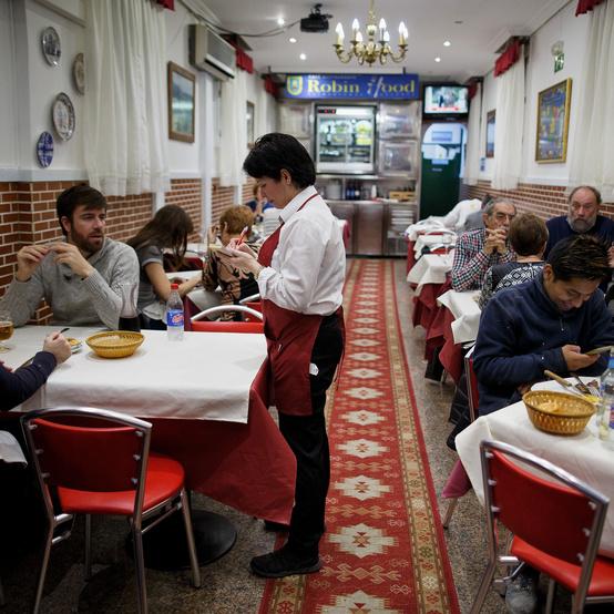 罗宾汉餐厅西班牙