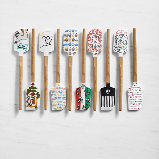 spatulas designed by celebrities to benefit No Kid Hungry