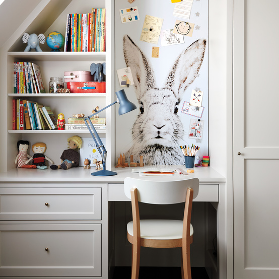 The Anatomy of an A+ Kids' Work Space