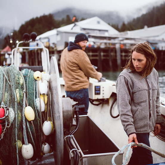 nelly michael hand gearing up drifters fish