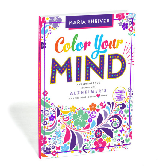 Color Your Mind coloring book