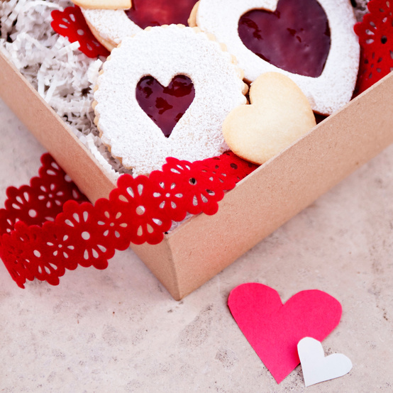 Spread the Love: Gluten-Free Valentine's Day Cookies