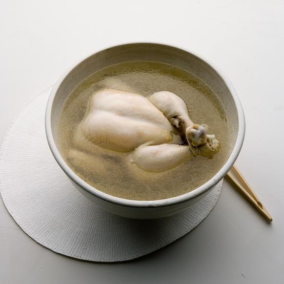 Li's Steamed Chinese Chicken