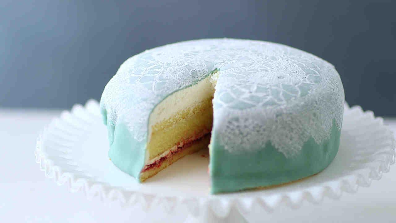 Scandinavian Princess Cake