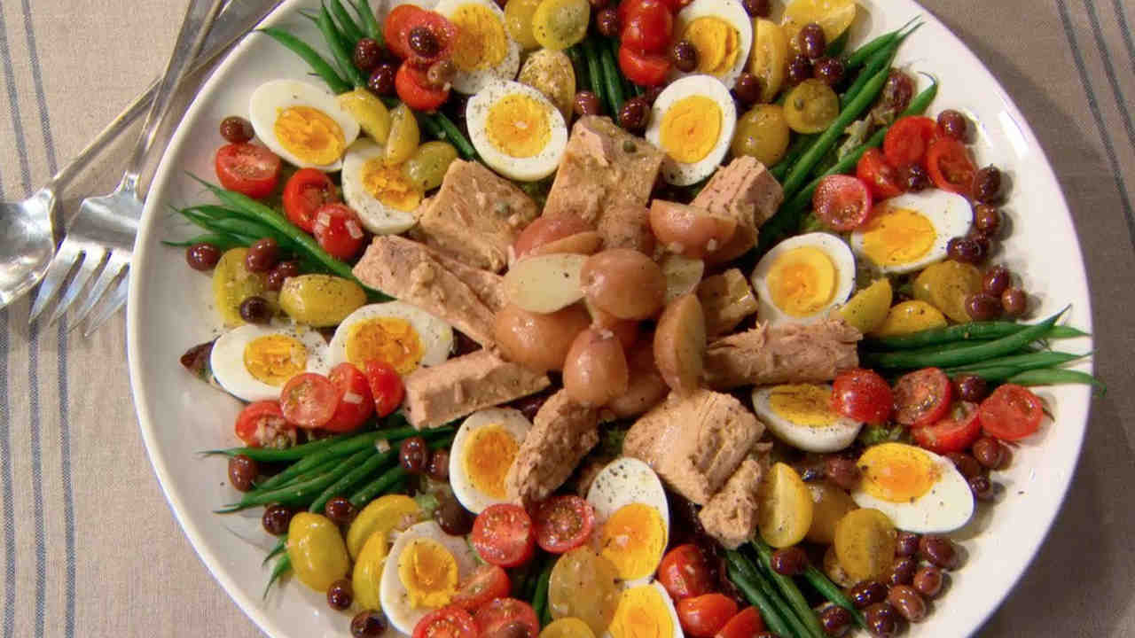 salade nicoise - Christmas Salads Martha Stewart