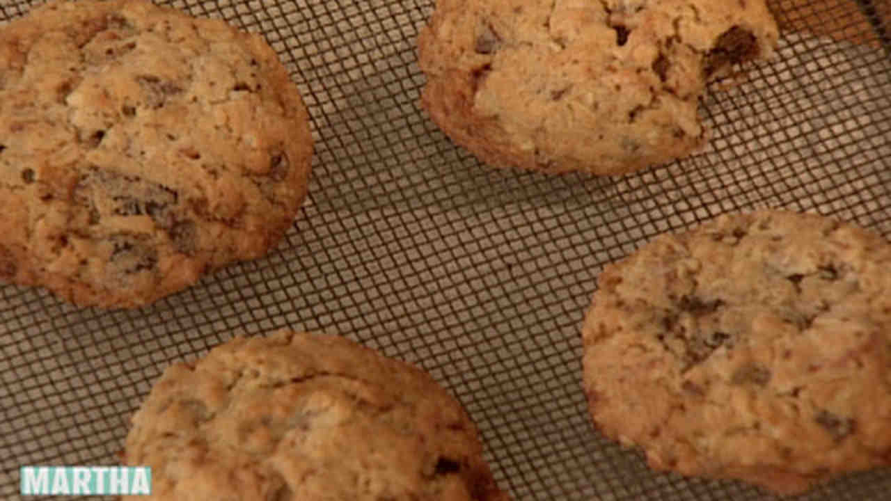 everything but the kitchen sink cookies recipe & video | martha